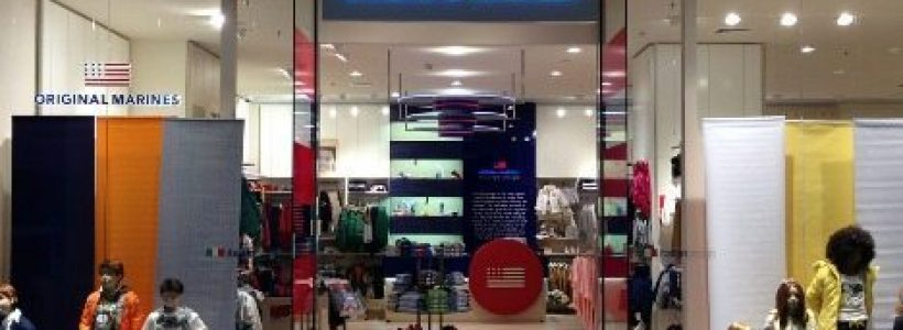 ORIGINAL MARINES apre a Varsavia il primo punto vendita in Polonia.