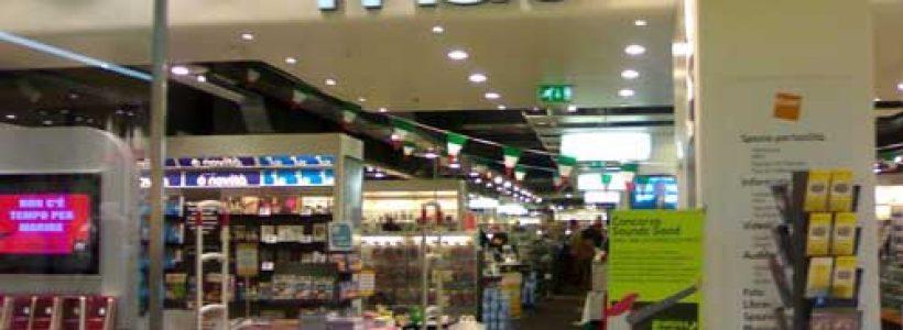 FNAC, riaprono cinque punti vendita in Italia.