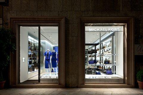 MICHAEL KORS boutique Milano