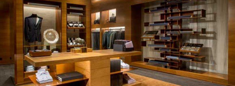 ERMENEGILDO ZEGNA riapre, con un nuovo concept creativo, la boutique di Chicago.