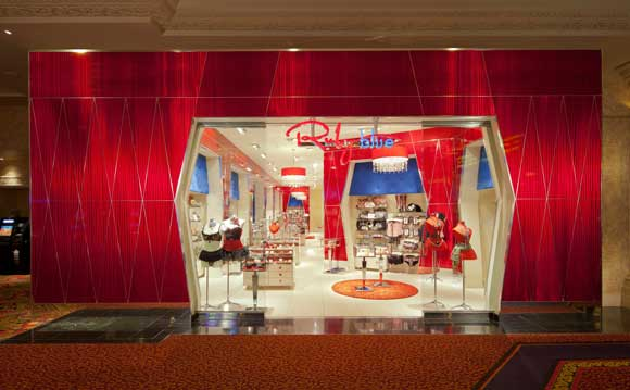 Ruby Blue Store by DxDempsey Architecture Las Vegas
