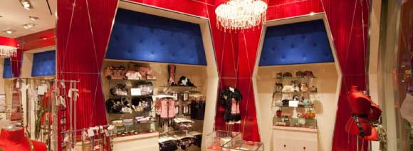 Ruby Blue Store by DxDempsey Architecture, Las Vegas  | AN