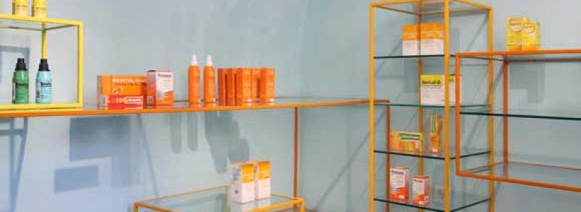 De los Austrias Pharmacy, Madrid.