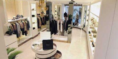 LES COPAINS: debutta a Roma il nuovo concept store.