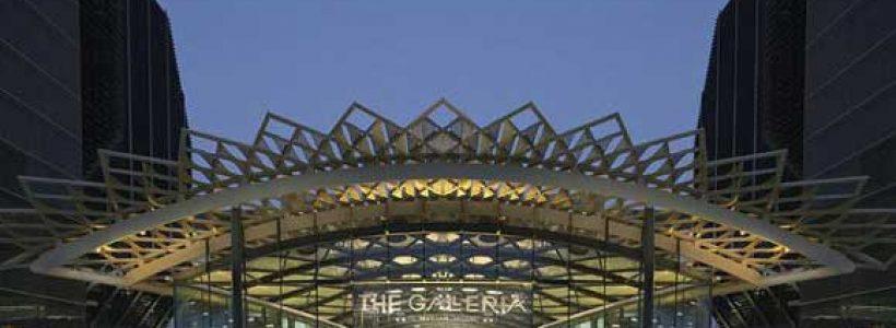 THE GALLERIA: il nuovo luxury mall di Abu Dhabi.