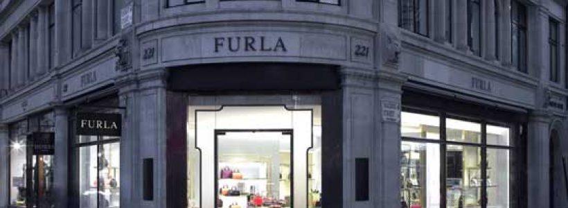 Boutique FURLA Londra: un evento esclusivo per l'inagurazione.