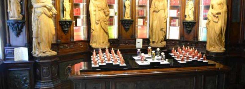 La storica farmacia SAN FANTIN diventa il primo flagship store The Merchant of Venice