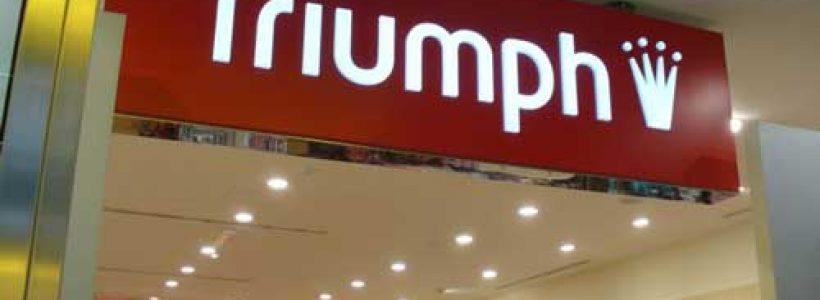 Progetto Franchising: TRIUMPH abbigliamento intimo.