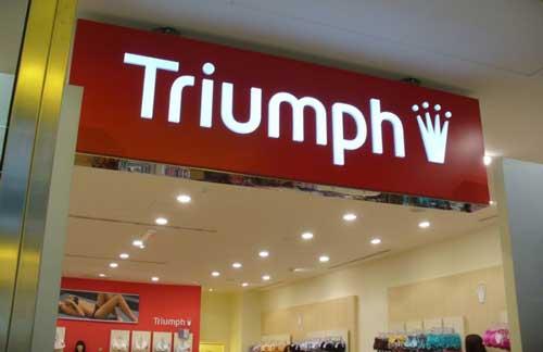 Progetto franchising Triumph