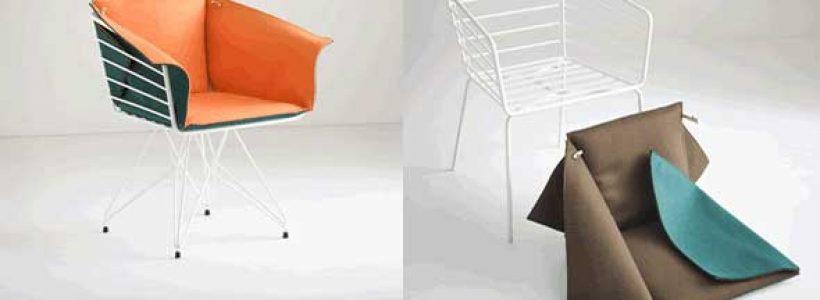 Seduta DUPLO – design Favaretto & Partners.