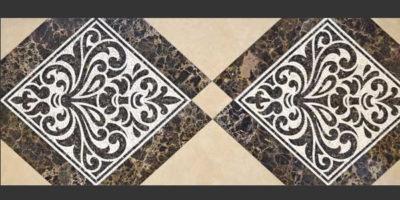 FOSCARI, il nuovo mosaico in marmo di Friul Mosaic.