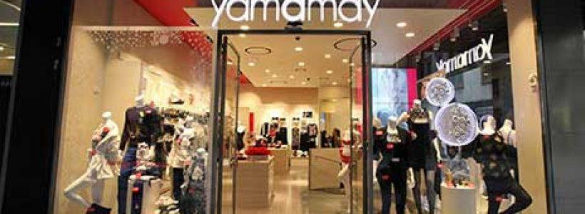 YAMAMAY: nuovo look per il negozio di Milano.