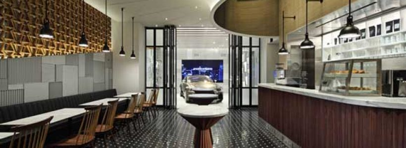 The First INTERSECT by Lexus Flagship Store In Tokyo.