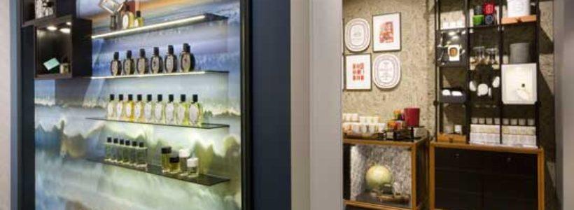 DIPTYQUE apre la sua prima boutique in Italia.