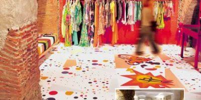 Open Art SKEMA, personalizzazioni artistiche per rivestimenti a pavimento e parete.