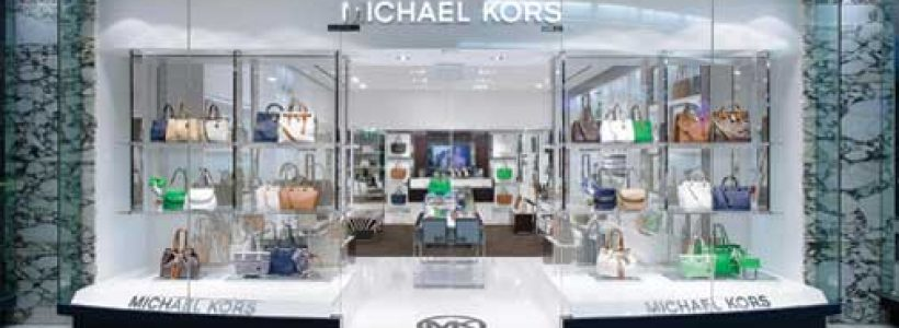 MICHAEL KORS opens at Jubilee Place – London
