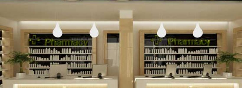 DS Design Studio: a new scenario of a Pharmacy