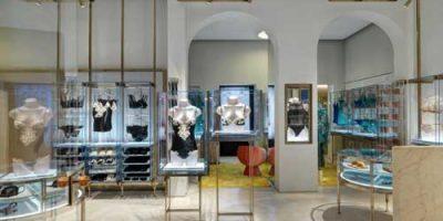 LA PERLA: nuovo concept per lo store di Milano via Montenapoleone.