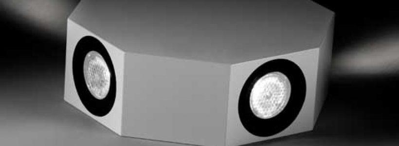 LAM32 presenta OCTAGON, una linea di apparecchi d'illuminazione dal design originale.