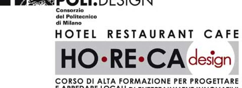 HoReCa Design – Ideate e progettate locali pubblici e spazi innovativi.