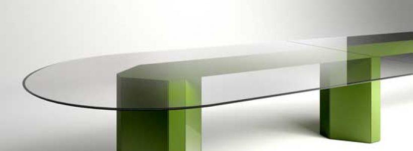 Sistema di tavoli AKIM, Design Gabriele e Oscar Buratti