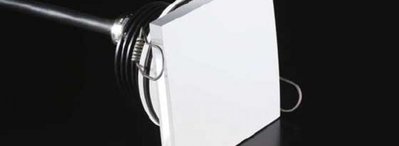 KUADRO l'apparecchio a LED che crea un effetto luminoso radente