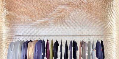 ROK Architettura firma la Boutique MRQ di Stoccarda.