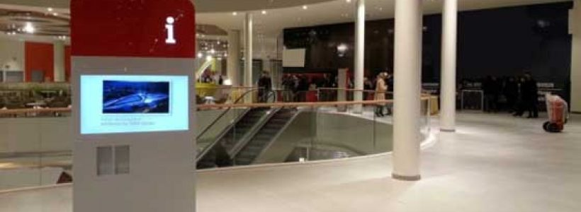 """MASSERDOTTI: Interior e multimediale per il Centro Commerciale """"Tiare"""" a Villesse"""