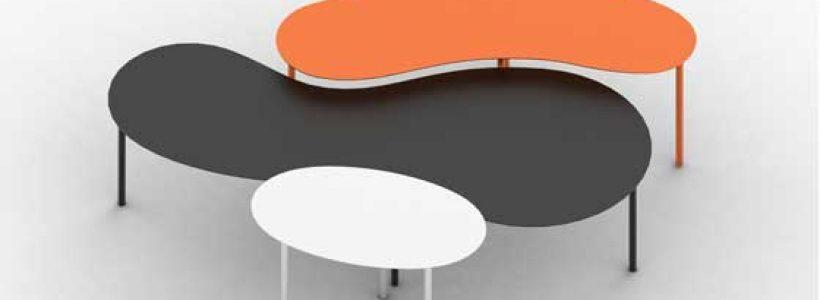 PRINTS tavolini componibili.