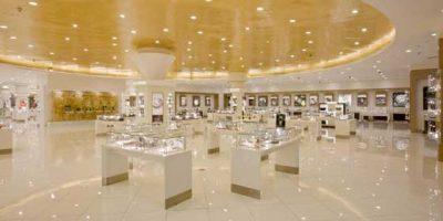 Prize-winning luxury retailer