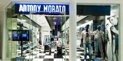 Il brand campano Antony Morato punta ad aprire, nell'arco di 3 anni, 40 negozi in Cina.