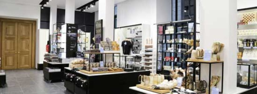 Lumsden creates shop for new British Museum extension