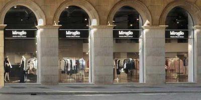 MIROGLIO apre il concept Piazza della Scala a Milano