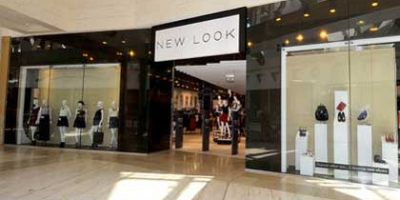 New Look debuts in China