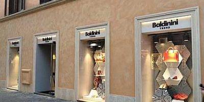 Nuovo flagship store a Roma per BALDININI TREND.