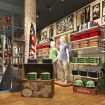 FRANKLIN & MARSHALL. The brand have opened their first UK store in London.