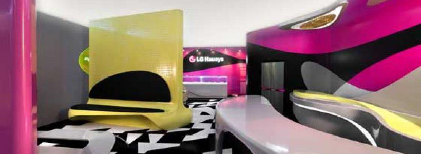 Il successo di HI-MACS® alla Milano Design Week.