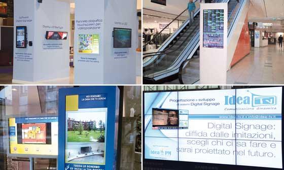 IDEA TV Digital Signage