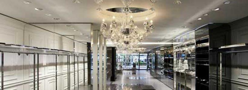 PHILIPP PLEIN opens its first store in Belgium.