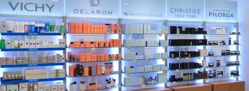 Le linee di arredamento ®Ral System per la vostra farmacia.