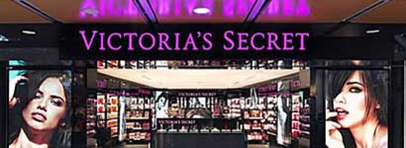 VICTORIA'S SECRET to open at Delhi Duty Free Airport store.