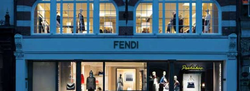 FENDI opens new flagship store in London.