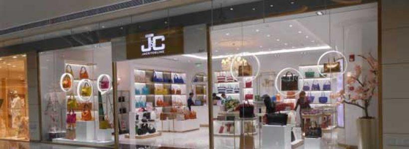 J&C JACKYCELINE inaugura il primo flagship store a Shanghai.