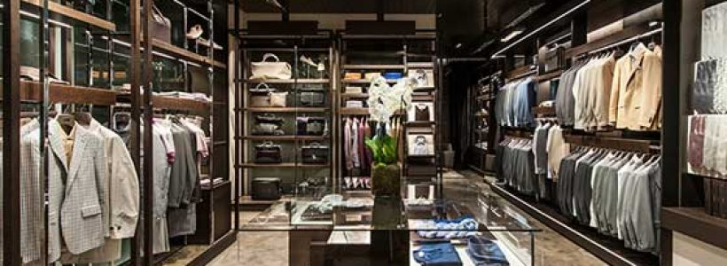 CANALI Flagship Store Opening in Rome.