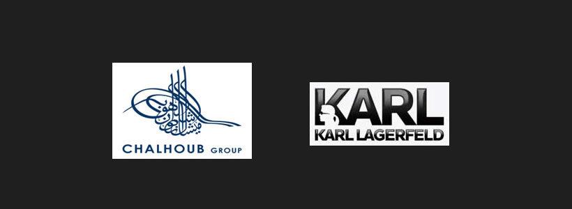 CHALHOUB INC. e KARL LAGERFELD in partnership per il Medio Oriente