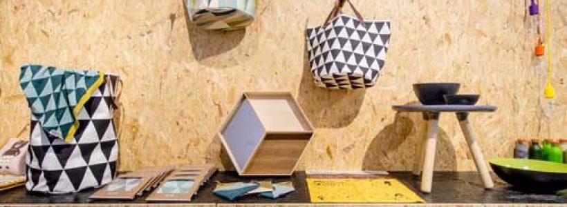 DETAILS Trento: il negozio di oggetti di design contemporaneo.