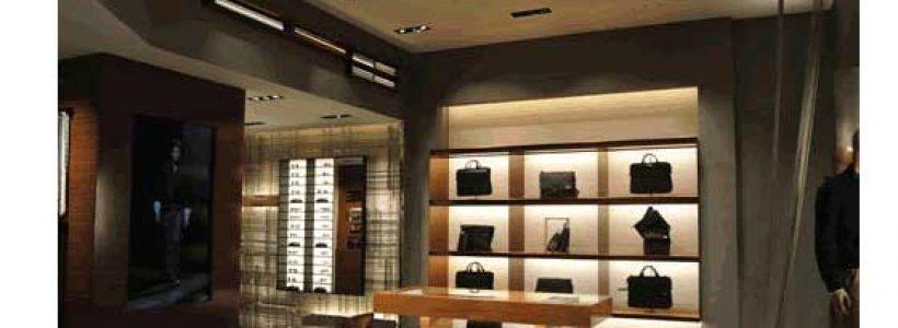 ERMENEGILDO ZEGNA nuova boutique al terminal 1 di Malpensa.