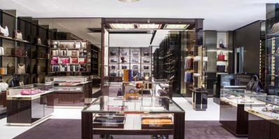 GUCCI opens its new store in Kolkata.