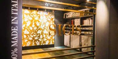 SICIS in Thailand: shop in shop in Bangkok
