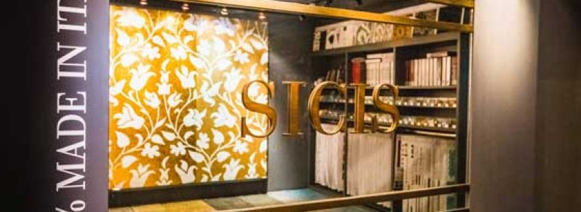SICIS in Thailand: shop in shop in Bangkok